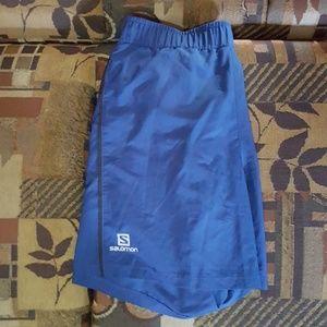Salomon Running shorts